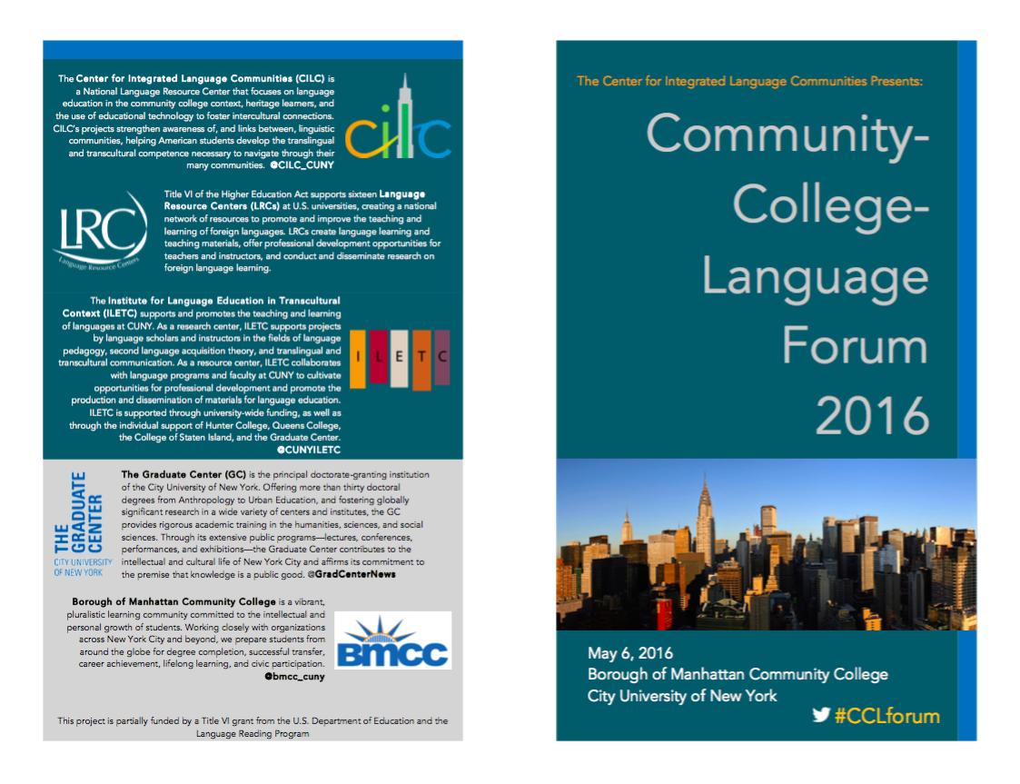 CILC Program 1